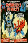 Cover for World's Finest Comics (DC, 1941 series) #211
