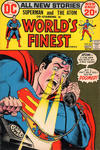 Cover for World's Finest Comics (DC, 1941 series) #213