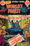 Cover for World's Finest Comics (DC, 1941 series) #218