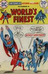 Cover for World's Finest Comics (DC, 1941 series) #221