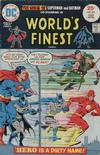 Cover for World's Finest Comics (DC, 1941 series) #231