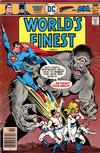 Cover for World's Finest Comics (DC, 1941 series) #241