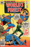 Cover for World's Finest Comics (DC, 1941 series) #242