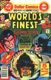 Cover for World's Finest Comics (DC, 1941 series) #244