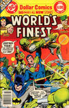 Cover for World's Finest Comics (DC, 1941 series) #245