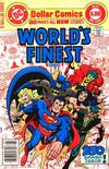 Cover for World's Finest Comics (DC, 1941 series) #250
