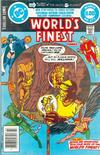 Cover Thumbnail for World's Finest Comics (1941 series) #277 [Newsstand]