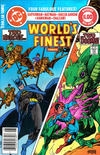 Cover Thumbnail for World's Finest Comics (1941 series) #282 [Newsstand]
