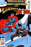 Cover Thumbnail for World's Finest Comics (1941 series) #285 [Newsstand]