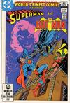 Cover for World's Finest Comics (DC, 1941 series) #287 [Direct Sales]
