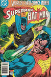 Cover Thumbnail for World's Finest Comics (1941 series) #302 [Newsstand]