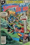 Cover Thumbnail for World's Finest Comics (1941 series) #303 [Newsstand]