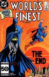 Cover for World's Finest Comics (DC, 1941 series) #323 [Direct Sales]