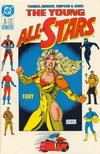 Cover for Young All-Stars (DC, 1987 series) #5