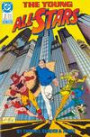 Cover for Young All-Stars (DC, 1987 series) #7
