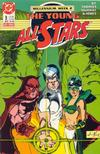 Cover for Young All-Stars (DC, 1987 series) #8