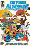 Cover for Young All-Stars (DC, 1987 series) #25