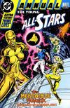 Cover for Young All-Stars Annual (DC, 1988 series) #1
