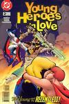 Cover for Young Heroes in Love (DC, 1997 series) #2