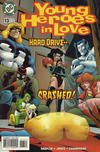Cover for Young Heroes in Love (DC, 1997 series) #13