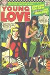 Cover for Young Love (DC, 1963 series) #57