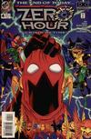 Cover for Zero Hour: Crisis in Time (DC, 1994 series) #4 [Direct Sales]