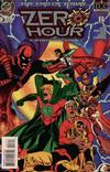 Cover for Zero Hour: Crisis in Time (DC, 1994 series) #3 [Direct Sales]