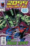 Cover for 2099 Unlimited (Marvel, 1993 series) #1 [Direct Edition]
