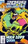 Cover for 2099 Unlimited (Marvel, 1993 series) #6