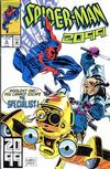 Cover for Spider-Man 2099 (Marvel, 1992 series) #4