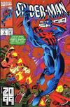 Cover for Spider-Man 2099 (Marvel, 1992 series) #5