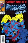 Cover for Spider-Man 2099 (Marvel, 1992 series) #9