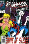 Cover for Spider-Man 2099 (Marvel, 1992 series) #11 [Direct]
