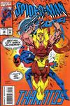Cover for Spider-Man 2099 (Marvel, 1992 series) #12