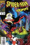 Cover for Spider-Man 2099 (Marvel, 1992 series) #14 [Newsstand]