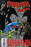 Cover for Spider-Man 2099 (Marvel, 1992 series) #20