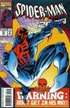 Cover for Spider-Man 2099 (Marvel, 1992 series) #21