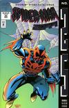Cover for Spider-Man 2099 (Marvel, 1992 series) #25 [Direct Deluxe Edition]