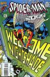 Cover for Spider-Man 2099 (Marvel, 1992 series) #27