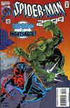 Cover for Spider-Man 2099 (Marvel, 1992 series) #28