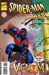 Cover for Spider-Man 2099 (Marvel, 1992 series) #38 [Spider-Man 2099 Cover]