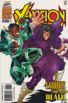 Cover for X-Nation 2099 (Marvel, 1996 series) #6