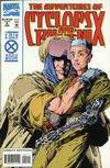 Cover for The Adventures of Cyclops and Phoenix (Marvel, 1994 series) #2 [Direct Edition]