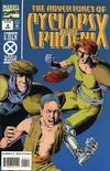 Cover for The Adventures of Cyclops and Phoenix (Marvel, 1994 series) #4 [Direct Edition]