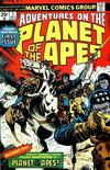 Cover for Adventures on the Planet of the Apes (Marvel, 1975 series) #1