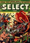 Cover for All Select Comics (Marvel, 1943 series) #2