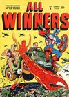 Cover for All-Winners Comics (Marvel, 1941 series) #8