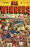 Cover for All-Winners Comics (Marvel, 1941 series) #15