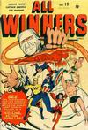 Cover for All-Winners Comics (Marvel, 1941 series) #19