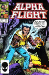 Cover for Alpha Flight (Marvel, 1983 series) #13 [Direct]
